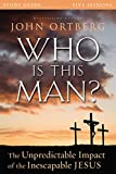 img - for Who Is This Man? Study Guide: The Unpredictable Impact of the Inescapable Jesus book / textbook / text book