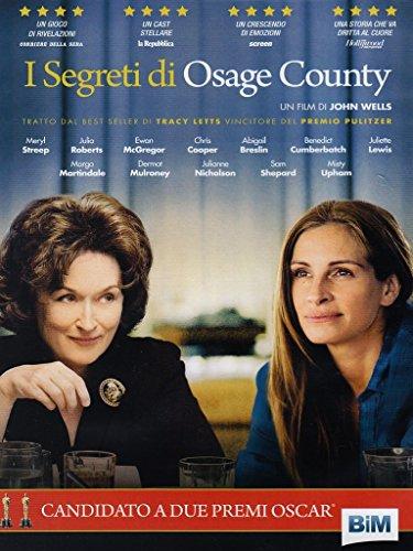 i-segreti-di-osage-county-italia-dvd