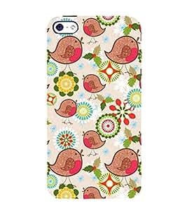 EPICCASE indigenous tango Mobile Back Case Cover For Apple iPhone 4/4s (Designer Case)