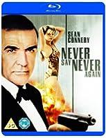 Never Say Never Again [Blu-ray] [1983] [Region Free]