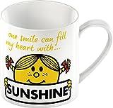 Creative Tops Mr. Men Little Miss Sunshine Fine China Mug, Multi-Colour