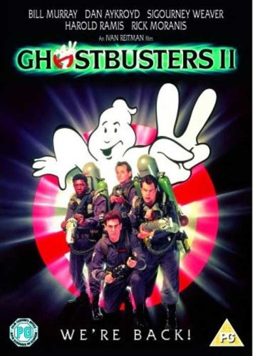 Ghostbusters II [UK Import]