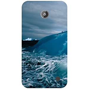 Nokia Lumia 630 Back Cover - Waterfall Designer Cases