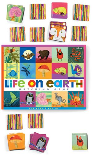 {Life on Earth} Awesome memory game...