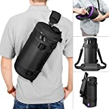 4 Pack Altura Photo Thick Protective Neoprene Pouch Set For DSLR Camera Lens Canon Nikon Pentax Sony Olympus Panasonic - Includes Small Medium Large And Extra Large Pouches 7