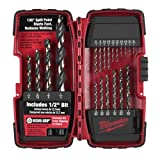 Milwaukee 48-89-1120 20 Piece Black & Bronze Drill Bit Set