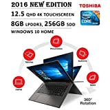 2016 Toshiba Radius Flagship High Performance 12.5