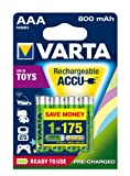 Varta Toy Rechargeable Accu Ready2Use AAA Micro Ni