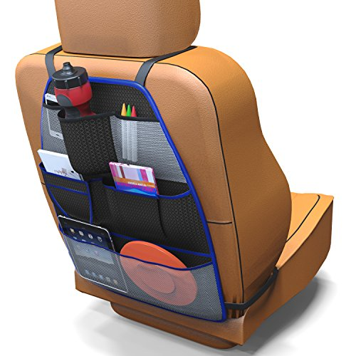 Toy Car Back Seat Organizer : Baby everest backseat organizer for kids premium extra