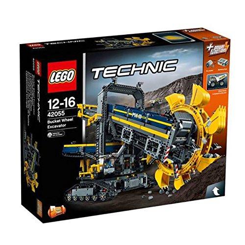 LEGO レゴ テクニック バケット ホイール エクスカベーター Bucke...