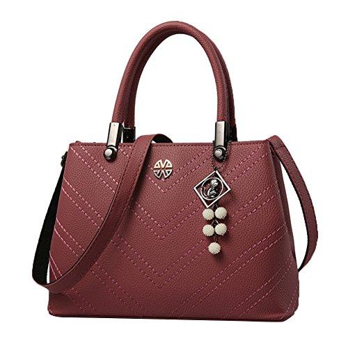 linshop-women-tide-contracted-handbag-fashion-lady-bag-single-shoulder-bag