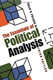 The Essentials Of Political Analysis, 3rd Edition