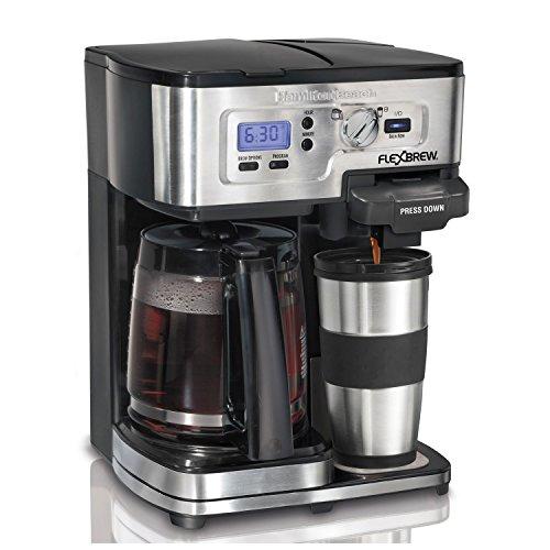 Hamilton 49984S Beach 2-Way FlexBrew Coffeemaker (Hamilton Coffee Maker 2 Way compare prices)