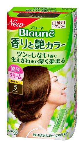 ブローネ 香りと艶カラー クリーム 5