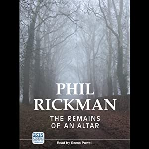 The Remains of an Altar | [Phil Rickman]