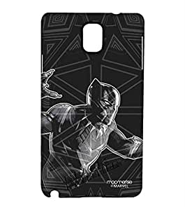 Black Panther Stare - Sublime Case for Samsung Note 3
