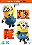 Despicable Me/Despicable Me 2 [DVD] [...