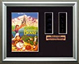 Beauty and the Beast Disney - Framed double filmcell picture (sd)