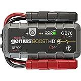 NOCO Genius Boost HD GB70 2000 Amp 12V UltraSafe Lithium...