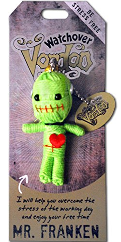 Watchover Voodoo Mr Franken Voodoo Novelty