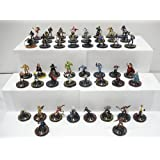 25 Heroclix Assorted Figures
