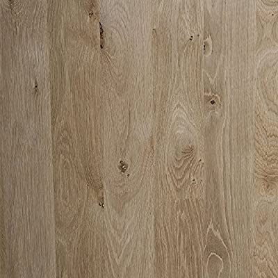 "White Oak #1 Common Unfinished Solid Wood Flooring 2 1/4"" x 3/4"" Samples at Discount Prices by Hurst Hardwoods"