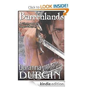 Barrenlands (The Changespell Saga) Doranna Durgin