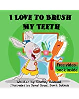Children's books: I LOVE TO BRUSH MY TEETH (Jimmy and a Magical Toothbrush -children book, bedtime story, beginner readers, kids books): (Bedtime stories ... books collection Book 2) (English Edition)