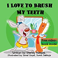 (FREE on 10/14) Children's Book: I Love To Brush My Teeth by Shelley Admont - http://eBooksHabit.com