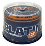 Platinum 4,7 GB DVD-R DVD-Rohlinge (1...