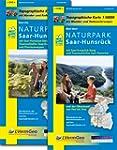 Naturparkkarten, Naturpark Saar-Hunsr�ck
