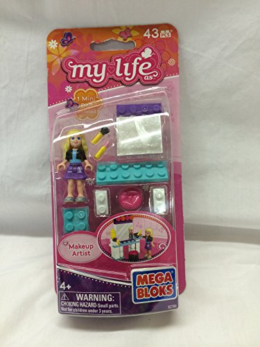 My Life As Makeup Artist Mega Blocks - 1