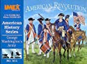 George Washingtons Army American History Figures Set by Imex