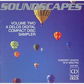 Soundscapes, Vol. 2 - A Delos Digital Compact Disc Sampler