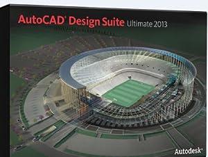 AutoCAD Design Suite Ultimate 2013 Student [Old Version]