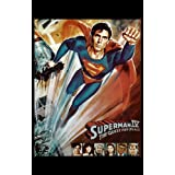 Superman 4: The Quest for Peace 11x17 Inch (28 x 44 cm) Movie Posterby MovieGoods