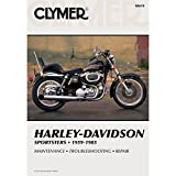 img - for Harley-Davidson Sportsters 1959-1985, Service, Repair, Maintenance (1985) Paperback book / textbook / text book