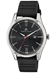 Daniel Klein Analog Black Dial Men's Watch - DK10621-4