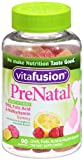 Vitafusion Prenatal, Gummy Vitamins, 90-Count