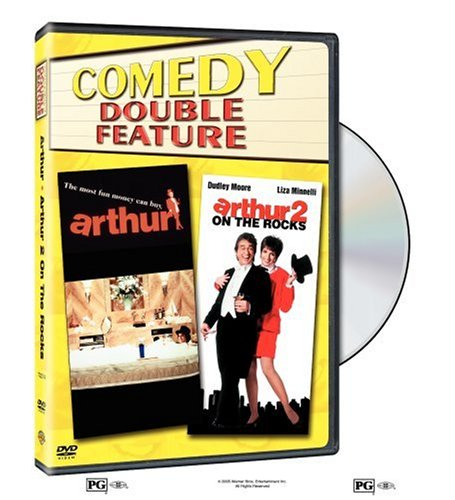 Cover art for  Arthur/Arthur 2: On The Rocks (DBFE)