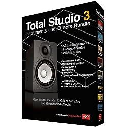 IK Multimedia Total Studio 3 Bundle from Hal Leonard Corporation (Consignment)