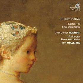 Concerto pour violoncelle et orchestre en Ut majeur Hob.VIIb:1.: III. Finale Allegro molto