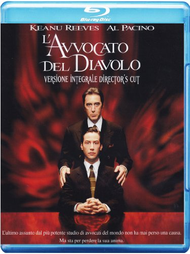 L'avvocato del diavolo (versione integrale) (director's cut) [Blu-ray] [IT Import]