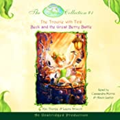 The Fairies Collection, Book 1: The Trouble with Tink, Beck and the Great Berry Battle | Kiki Thorpe, Laura Driscoll