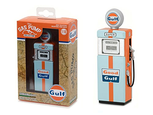 Buy Diecast Gulf Oil Gas Pump Now!