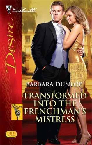 Image of Transformed Into The Frenchman's Mistress (Silhouette Desire)