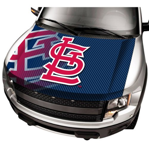 MLB St Louis Cardinals Hood Cover at Amazon.com
