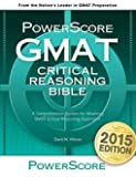 PowerScore GMAT Critical Reasoning Bible