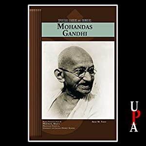 Mohandas Gandhi Audiobook
