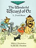 Image of The Wonderful Wizard of Oz (Dover Children's Evergreen Classics)